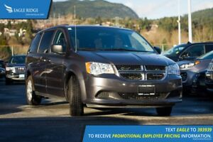 2016 Dodge Grand Caravan SE/SXT V6, Air Conditioning, Stow 'n Go