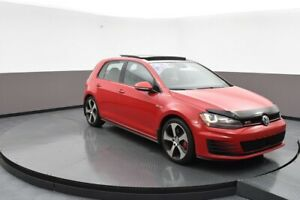 "2016 Volkswagen GTI 'ONE OWNER"" GTI Performance DSG! Sunroof, 18"