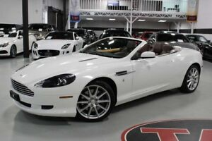 2009 Aston Martin DB9 VOLANTE | LOCAL VEHICLE | FULL SERVICE HIS