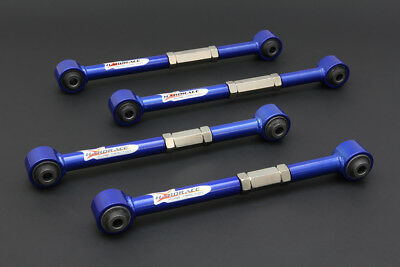 Hardrace Rear Lateral Arms with Toe Adjustment For Honda Accord CL7