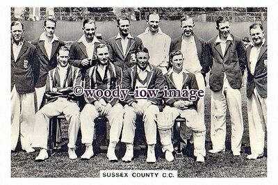 rp14331 - Sussex County Cricket Team - photograph