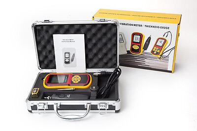 Digital Vibration Meter Vibrometer Tester Analyser 12 Months Warranty