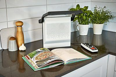 Lvi Magnilink Voice Ii Reading Machine Ac Powered Also Has Hdmi Input To Tv