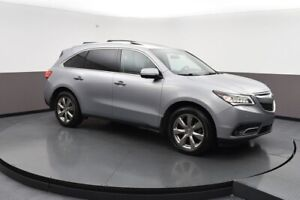 2016 Acura MDX ELITE SH-AWD 7PASS SUV w/ LEATHER, NAVIGATION, RE