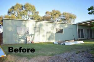 Shed /  Garage conversions (SO EASY)