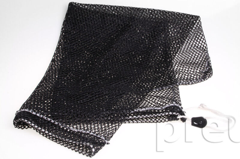 Carpet Cleaning Mesh Drawstring Solution and Vacuum Hose Bag- Be Organized