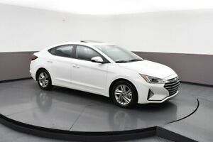 2019 Hyundai Elantra SEDAN, SUNROOF, PUSH-BUTTON START, HEATED S