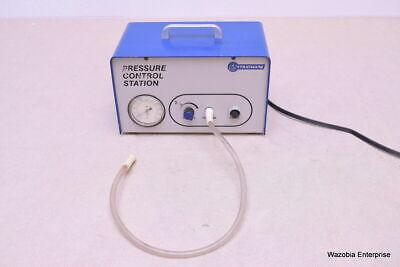 Stratagene Pressure Control Station Model Pres Cont Stat Cat. No. 60102