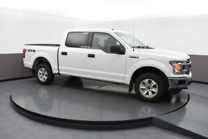 2018 Ford F-150 HURRY!! DON'T MISS OUT!! XLT 4x4 CREW CAB 4DR 6P