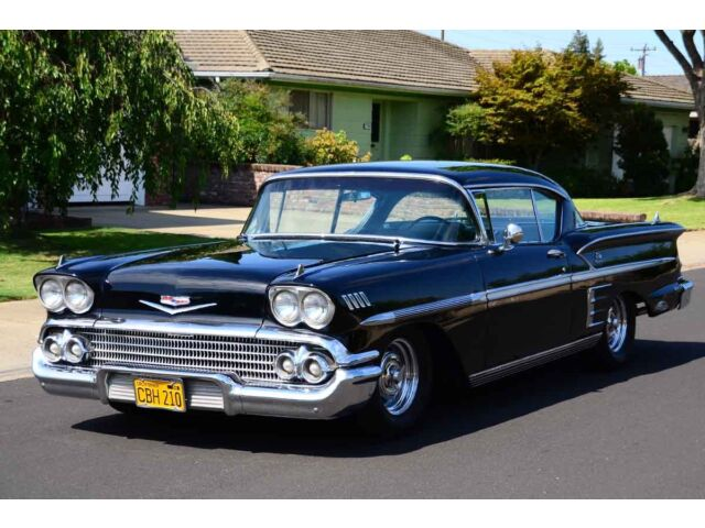 restored 1958 chevy impala 348 auto tri power ps vintage ac california built used chevrolet. Black Bedroom Furniture Sets. Home Design Ideas