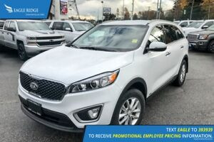 2017 Kia Sorento 2.4L LX All Wheel Drive, Heated Seats, A/C