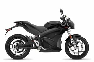 2019 Zero Motorcycles Zero SR ZF 14.4 + FAST CHARGE