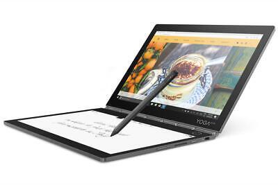 "New Lenovo Yoga Book C930 Dual Display Laptop 10.8"",128GB,i5-7y54,4GB,mf waranty"