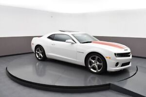 2013 Chevrolet Camaro SS 6.2L 2DR COUPE