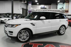 2014 Land Rover Range Rover Sport V8 Supercharged | Fully Loaded