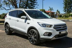 2020 Ford Escape ZG 2019.75MY Trend White 6 Speed Sports Automatic SUV Port Macquarie Port Macquarie City Preview