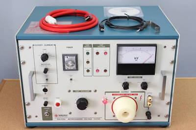 Acdc 10kv Tos8700 Kikusui Withstand Voltage Tester