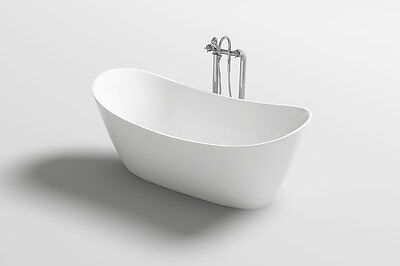 - Bolsena Contemporary Acrylic Freestanding Soaking Bath Tub Spa 60