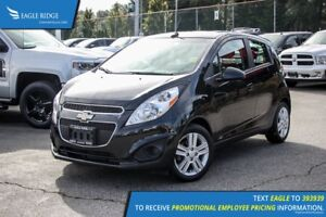 2013 Chevrolet Spark LS Auto AM/FM Radio and Air Conditioning
