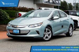 2018 Chevrolet Volt LT Plug-In Hybrid, Heated Seats, Heated S...
