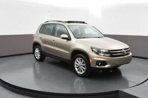 2015 Volkswagen Tiguan Comfortline 2.0L TSi Turbo! 4-Motion All-