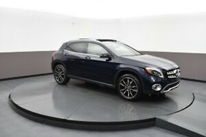 2018 Mercedes Benz GLA GLA250 4MATIC AWD LUXURY SUV