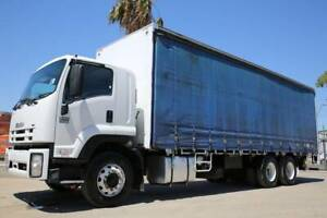 2010 ISUZU FVM1400 CURTAINSIDER - Finance or Rent-to-Own $631pw* Upper Ferntree Gully Knox Area Preview
