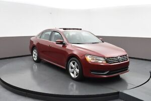 2015 Volkswagen Passat Comfortline 1.8L TSi Turbo!! Leather seat