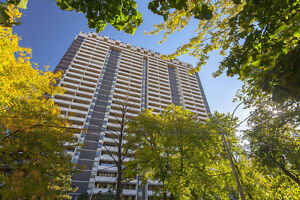 2 Bdrm available at 100 Wellesley Street East, Toronto
