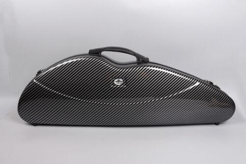 Advance 4/4 Violin Case Carbon Fiber Box Hard Case Protect Violin Password Lock