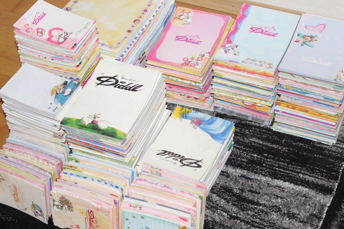 ☆Diddl Block Blätter Sammlung **Jetzt im Angebot* *100 Stück* DIN A4 A5 A6 ☆Neu☆