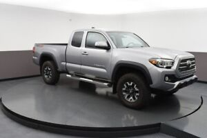 2017 Toyota Tacoma TRD 4X4 OFF ROAD V6 2DR 4PASS w/ HEATED SEATS