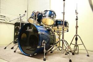 Pearl 5 piece Custom Maple SMX drumkit Berkeley Vale Wyong Area Preview