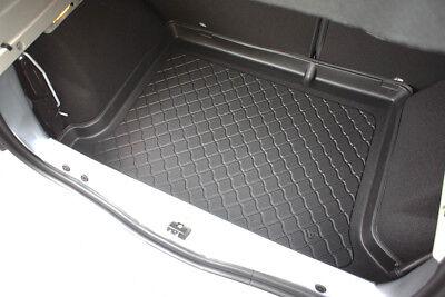 Laderaumwanne Gummiwanne Motiv Matte Wanne Kofferraumwanne Dacia Logan MCV 2013