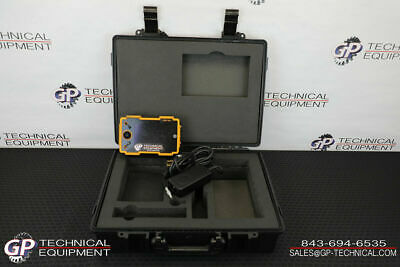 Ge Usmdms Go Ultrasonic Thickness Gage - Portable Olympus Panametrics Ndt