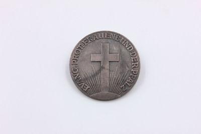 Evangelisch protestantischer Frauenbund der Pfalz - versilbertes Steckabzeichen