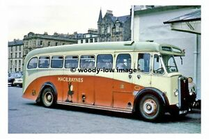 pt7431 - Macbraynes Bus no 135 at Fort William , Scotland - photograph 6x4
