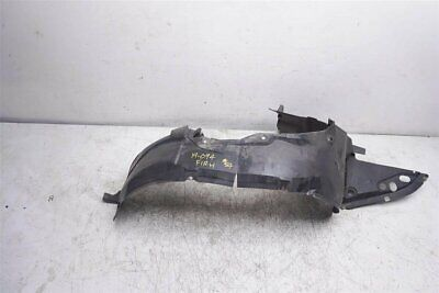 08 09 10 11 12 13 Nissan Altima 4D Front Right Inner Fender Liner Plastic Lining