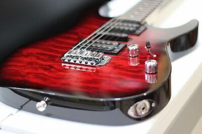 Ibanez GRX70QA-TRB · E-Gitarre E-Guitar Farbe: Transparent Red