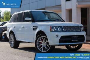 2013 Land Rover Range Rover Sport Supercharged Sunroof, Nav,...