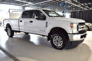 2018 Ford F-250 POWER STROKE TURBO DIESEL 6.7 L 4X4 4DR