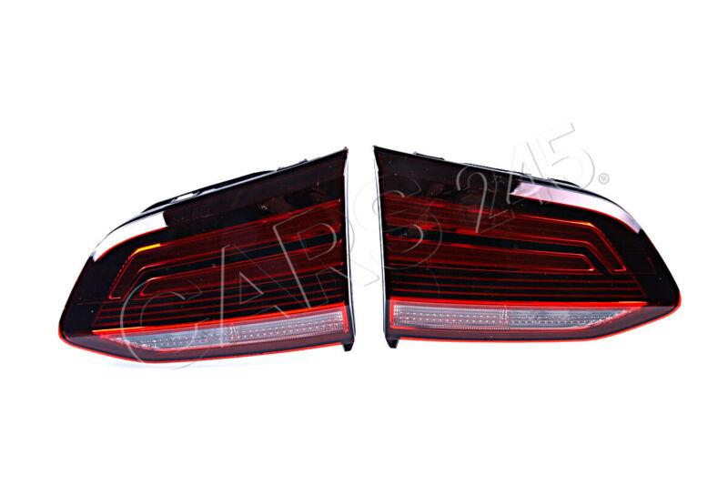 Genuine VW Golf 7.5 Sportswagen LED Left + Right Inner Tail Fog Light EU LHD