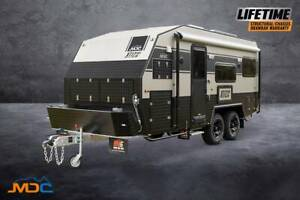 MDC XT17HRT DOUBLE BUNK OFFROAD CARAVAN - From $316/week* Campbellfield Hume Area Preview