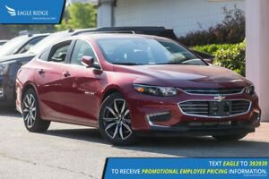 2018 Chevrolet Malibu LT Nav, Sunroof, Heated Seats