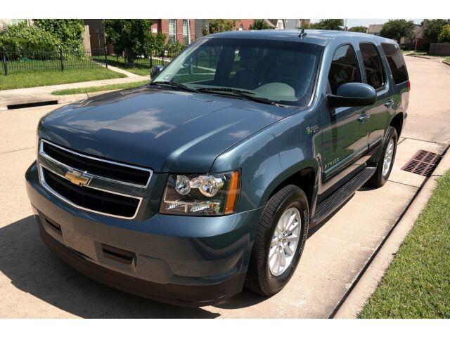 Imagen 1 de Chevrolet Tahoe 6.0L…