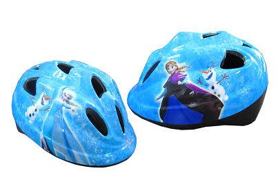 Kinder Fahrradhelm Disney Frozen Die Eiskönigin verstellbar 51-55 cm TÜV/GS top