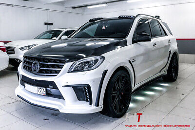 MERCEDES ML W166 FULL BODY KIT