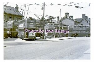 rp01906 - London Transport Trolleybuses - photograph