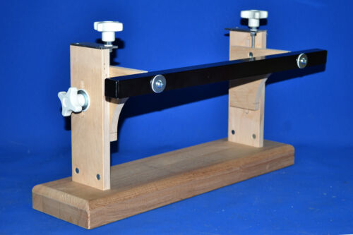 Piano Let Off Regulating Rack Tool Model 1.2 + String Height Gauge (un-finished