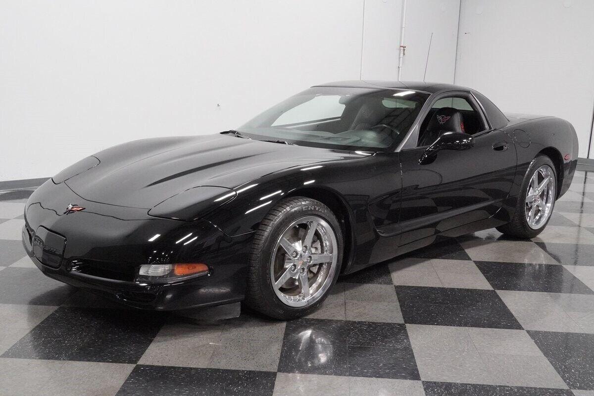 2000 Black Chevrolet Corvette   | C5 Corvette Photo 7